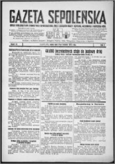 Gazeta Sępoleńska 1935, R. 9, nr 30