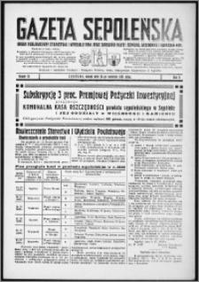 Gazeta Sępoleńska 1935, R. 9, nr 32