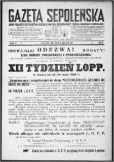 Gazeta Sępoleńska 1935, R. 9, nr 37