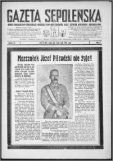 Gazeta Sępoleńska 1935, R. 9, nr 39