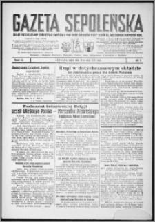 Gazeta Sępoleńska 1935, R. 9, nr 42