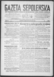 Gazeta Sępoleńska 1935, R. 9, nr 43