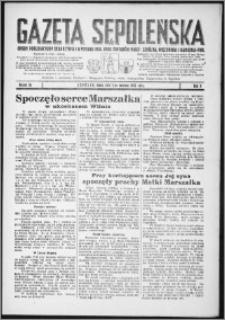 Gazeta Sępoleńska 1935, R. 9, nr 45