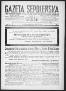 Gazeta Sępoleńska 1935, R. 9, nr 48