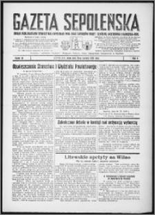 Gazeta Sępoleńska 1935, R. 9, nr 49