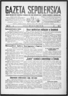 Gazeta Sępoleńska 1935, R. 9, nr 50