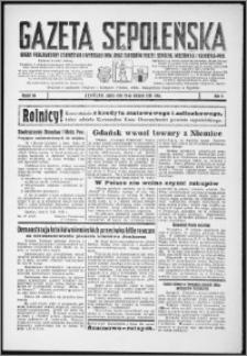 Gazeta Sępoleńska 1935, R. 9, nr 64