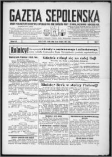 Gazeta Sępoleńska 1935, R. 9, nr 65