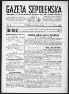 Gazeta Sępoleńska 1935, R. 9, nr 67