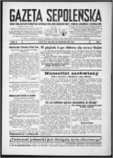 Gazeta Sępoleńska 1935, R. 9, nr 79