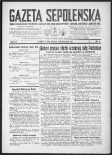 Gazeta Sępoleńska 1935, R. 9, nr 81