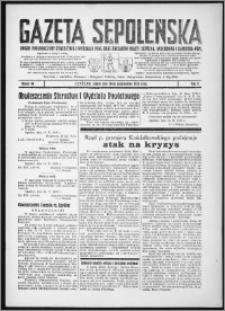 Gazeta Sępoleńska 1935, R. 9, nr 84