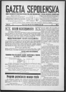 Gazeta Sępoleńska 1935, R. 9, nr 87