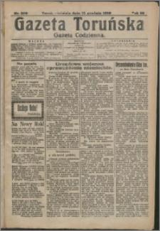 Gazeta Toruńska 1916, R. 52 nr 299 + kalendarz na rok 1917
