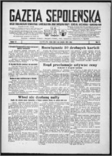 Gazeta Sępoleńska 1935, R. 9, nr 97