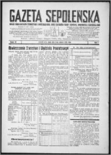 Gazeta Sępoleńska 1935, R. 9, nr 99