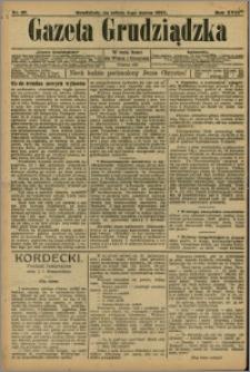Gazeta Grudziądzka 1911.03.04 R.18 nr 27 + dodatek
