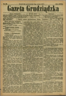 Gazeta Grudziądzka 1911.03.09 R.18 nr 29 + dodatek