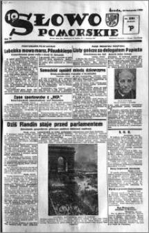 Słowo Pomorskie 1934.11.14 R.14 nr 261