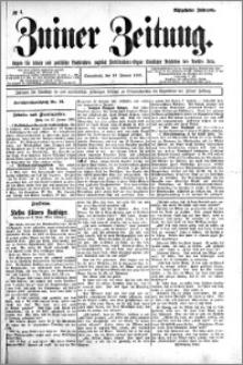 Zniner Zeitung 1905.01.14 R.18 nr 4