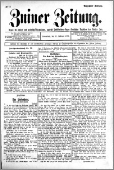 Zniner Zeitung 1905.02.11 R.18 nr 12