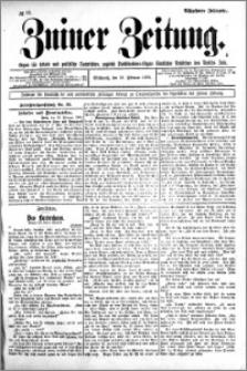 Zniner Zeitung 1905.02.15 R.18 nr 13