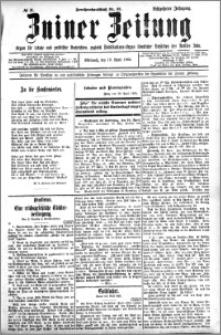 Zniner Zeitung 1905.04.19 R.18 nr 31