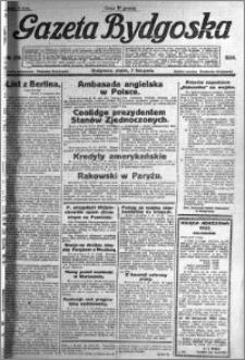 Gazeta Bydgoska 1924.11.07 R.3 nr 259