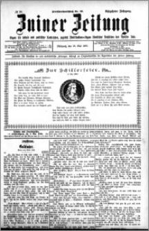 Zniner Zeitung 1905.05.10 R.18 nr 36