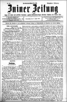 Zniner Zeitung 1905.06.03 R.18 nr 43