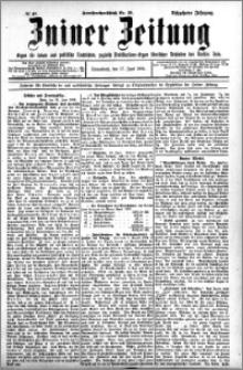 Zniner Zeitung 1905.06.17 R.18 nr 46