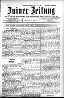 Zniner Zeitung 1905.06.21 R.18 nr 47