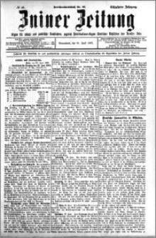Zniner Zeitung 1905.06.24 R.18 nr 48