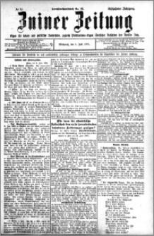 Zniner Zeitung 1905.07.05 R.18 nr 51