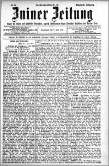 Zniner Zeitung 1905.07.08 R.18 nr 52