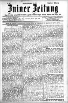 Zniner Zeitung 1905.07.15 R.18 nr 54