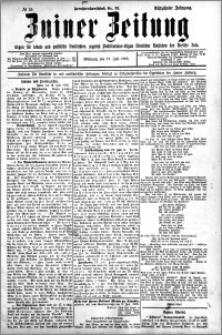 Zniner Zeitung 1905.07.19 R.18 nr 55