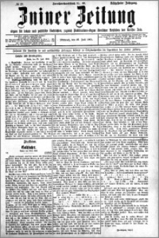 Zniner Zeitung 1905.07.26 R.18 nr 57