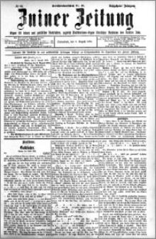 Zniner Zeitung 1905.08.05 R.18 nr 60