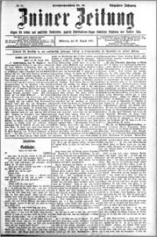 Zniner Zeitung 1905.08.23 R.18 nr 65