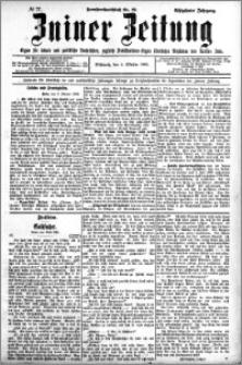 Zniner Zeitung 1905.10.04 R.18 nr 77