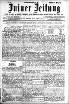 Zniner Zeitung 1905.10.14 R.18 nr 80