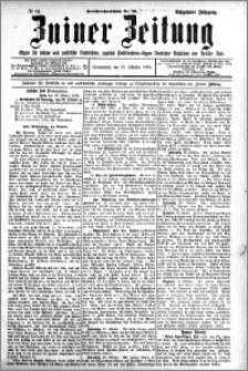 Zniner Zeitung 1905.10.21 R.18 nr 82
