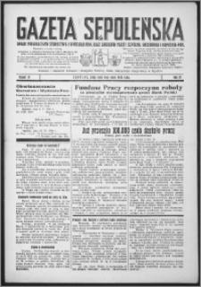 Gazeta Sępoleńska 1936, R. 10, nr 37