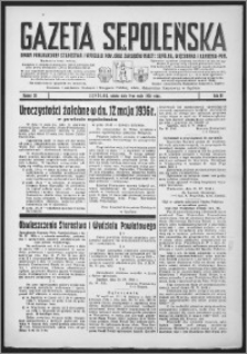 Gazeta Sępoleńska 1936, R. 10, nr 38