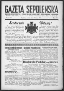 Gazeta Sępoleńska 1936, R. 10, nr 54