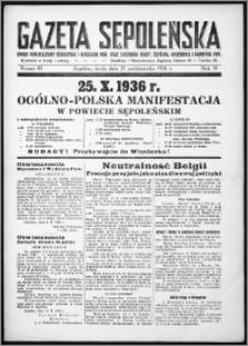 Gazeta Sępoleńska 1936, R. 10, nr 85