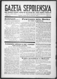 Gazeta Sępoleńska 1936, R. 10, nr 91