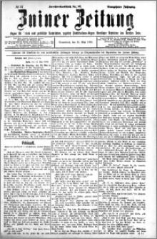 Zniner Zeitung 1906.05.12 R.19 nr 37