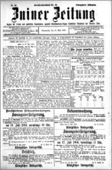 Zniner Zeitung 1906.05.19 R.18 nr 39